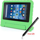 Kids Shockproof EVA Handle Stand Case Cover for Amazon Kindle Fire HD 7 Lot