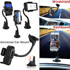 Universal Car Windshield Dashboard Sticky Suction Cup Mount Phone Holder Stand