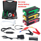 20000mAh Lithium Auto Car Jump Starter Emergency Battery Power Bank 12V Charger