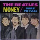 BEATLES: Money / Sure To Fall 45 (PS, colored wax) Rock & Pop