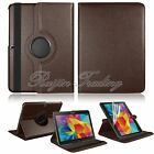 """Slim 360 Rotate PU Leather Case Cover Pouch Stand for Samsung Galaxy Table 10.1"""""""