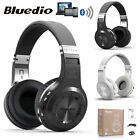 Bluedio Hurricane Plus H+ Wireless Headset Bluetooth 4.1 Stereo Headphone for PC