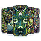 HEAD CASE DESIGNS AZTEC ANIMAL FACES SERIES 6 HARD BACK CASE FOR LG G5 H850 H840