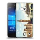 HEAD CASE DESIGNS CITY SKYLINES SOFT GEL CASE FOR MICROSOFT LUMIA 550