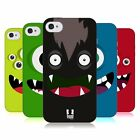 HEAD CASE DESIGNS JOLLY MONSTERS SOFT GEL CASE FOR APPLE iPHONE 4 4S