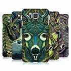 HEAD CASE DESIGNS AZTEC ANIMAL FACES SERIES 6 BACK CASE FOR SAMSUNG GALAXY ALPHA