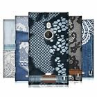 HEAD CASE DESIGNS JEANS AND LACES HARD BACK CASE FOR NOKIA LUMIA 925
