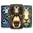 HEAD CASE DESIGNS AZTEC ANIMAL FACES HARD BACK CASE FOR LG G4