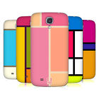 HEAD CASE DESIGNS HUED TILES REPLACEMENT BATTERY COVER FOR SAMSUNG GALAXY S4