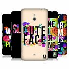 HEAD CASE DESIGNS FLOWERY STATEMENTS HARD BACK CASE FOR NOKIA LUMIA 1320