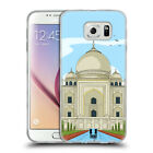 HEAD CASE DESIGNS DOODLE CITIES SERIES 3 SOFT GEL CASE FOR SAMSUNG GALAXY S6