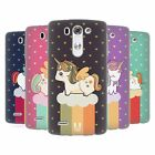 HEAD CASE DESIGNS UNICORN CHUBBY SOFT GEL CASE FOR LG G3 S G3 BEAT G3 VIGOR