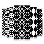 HEAD CASE DESIGNS BLACK AND WHITE PATTERNS HARD BACK CASE FOR SONY XPERIA Z