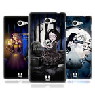 HEAD CASE DESIGNS ART MACABRE SOFT GEL CASE FOR SONY XPERIA M2