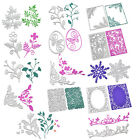 2cm squared paper - Flower Butterfly Metal Cutting Dies DIY Scrapbooking Album Paper Card Embossing