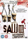 Saw 3 - Extreme Edition (DVD, 2007) BRAND NEW & SEALED FREE POSTAGE