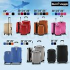 1/2/3 Luggage Suitcase Trolley Set TSA Carry On Bag Travel Hard Case Lightweight
