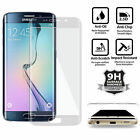 Full Cover Tempered Glass Screen Protector for Galaxy S6/S7/S8/S9 Plus Edge Case
