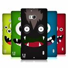 HEAD CASE DESIGNS JOLLY MONSTERS HARD BACK CASE FOR NOKIA LUMIA ICON / 929 / 930