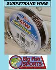 AFW SURFSTRAND Camo 1x7 Stainless Wire 30' LENGTH NEW! PICK YOUR SIZE