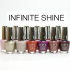 OPI INFINITE SHINE Gel-like Shine Lacquer Polish .5oz / 15mL Fall Shades 2015
