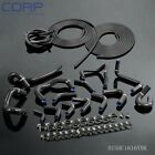 Silicone Radiator Hose + Vacuum Kit For Nissan Skyline GTR R33 R34 RB26DET