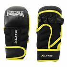 Lonsdale XLite MMA Gloves Breathable Lightweight Equipment Training Sports