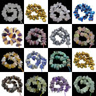 """Natural Raw Rough Nugget Gemstone Baroque Beads Mid Drilled 6x14mm-12x16mm 7.5"""""""