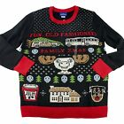 National Lampoons Christmas Vacation Ugly Sweater Mens Adult Size M