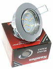 230V Jerry LED SMD 5W Sets Decken Einbauleuchten Downlights Deckenspots IP20