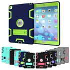 Hybrid Shockproof Heavy Duty Defensive Case Cover for iPad 2/3/4 Mini Air Pro