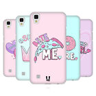 HEAD CASE DESIGNS PASTEL OVERLAYS HARD BACK CASE FOR LG PHONES 2