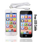 Toy Phone Baby Childrens Y-Phone Education Learning Kids iPhone Toy Gift in UK