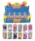 6 12 36 or 60 Mini Sticky Creatures Party Bag Filler Sticky Splatter Novelty Toy