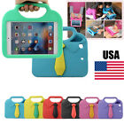 Kids Shock Proof Eva Safe Foam Handle Case Cover Stand  For Ipad Mini 1 2 3 4 Us