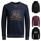 Jack and Jones Hoodies und Sweatshirts div. Modelle Gr. S bis XXL