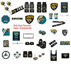 New NFL Jacksonville Jaguars Pick Your Gear / Car Accessories Official Licensed
