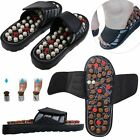 Massage Sandal Slippers Feet Heath Acupuncture Acupressure Therapy Massager Shoe
