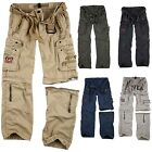 SURPLUS Vintage Royal Outback Trousers Outdoor Cargo Hose US Militär Baggy NEU