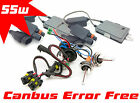 55W H15 Xenon HID Gas Discharge Conversion Kit Canbus DRL Ford Ranger 2015-On