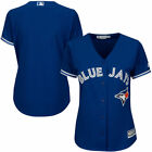 Toronto Blue Jays Majestic Ladies Cool Base Team Jersey Baseball - Royal
