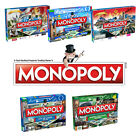 Brand new Monopoly board game – International editions inc. Serbia and Krakow!