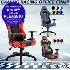 High Back PU Leather Racing Executive Gaming Seat Sport Computer Office Chair