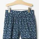 Gap kids girls lounge pull on shorts sunny daydream popsicle tropic adventure 14