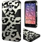 Dynamic Hybrid Case Phone Cover for Jitterbug Smart Easy-to-Use 5.5""