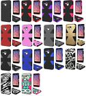 """Dynamic Hybrid Case Phone Cover for Jitterbug Smart Easy-to-Use 5.5"""""""