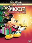 NEW DVD Disney Mickey's Once Upon A Chirstmas Factory Sealed Free Shipping !
