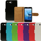 New Flip Leather Case Wallet Cover For The Acer Liquid Smartphone Series