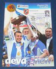 CHESTER CITY HOME PROGRAMMES 2004-2005