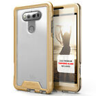 For LG V20 Case Cover Tempered Glass Screen Protector Clear Slim Shockproof